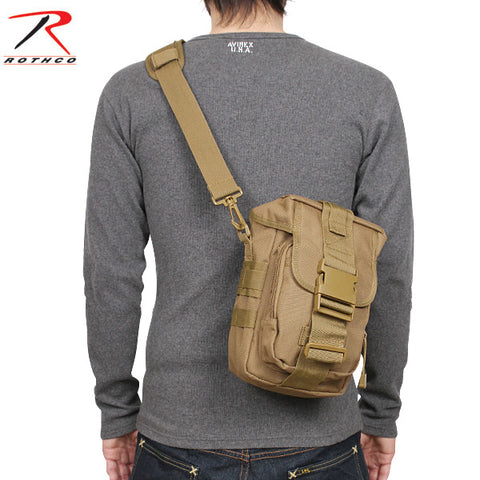 Rothco Flexipack MOLLE Tactical Shoulder Bag - Main