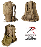 Rothco's Global Assault Pack - detail