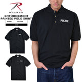 Rothco 100% Cotton Law Enforcement Printed Polo Shirts - Main