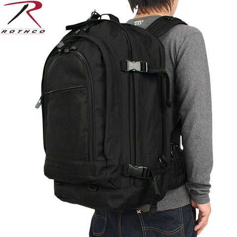 Rothco's Move Out Tactical Travel Backpack - Backpack carry