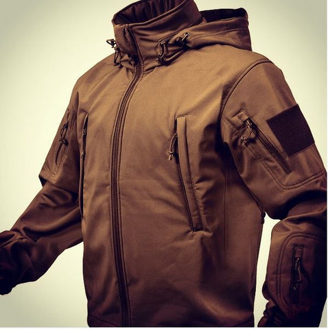 Special Ops Tactical Soft Shell Jacket-Main