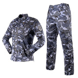 TACVASEN Assault Camouflage Suit Set - UK Ocean