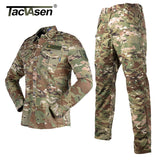TACVASEN Assault Camouflage Suit Set - Main