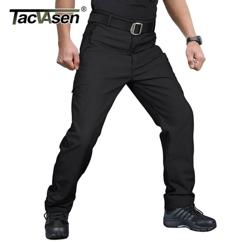 TACVASEN Winter Fleece  Tactical Pants