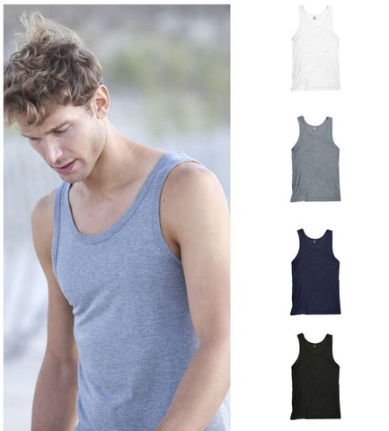 Unisex Viscose Bamboo & Organic Cotton Tank Top-Main