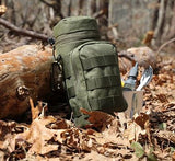 Water Bottle Survival Kit With MOLLE Compatible Pouch-Main