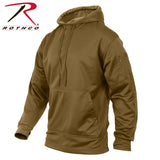 Rothco Concealed Carry Hoodie - Coyote Brown