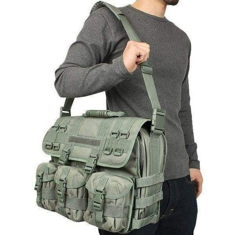 Rothco MOLLE Tactical Laptop Briefcase - Main
