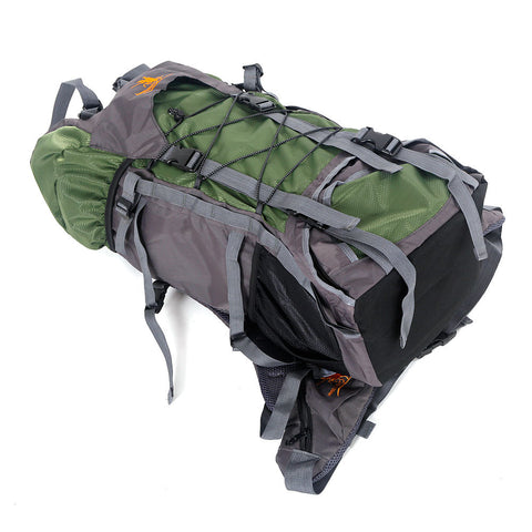 60L Outdoor Sports Camping Travel Rucksack Backpack Climbing Hiking Bag Packs