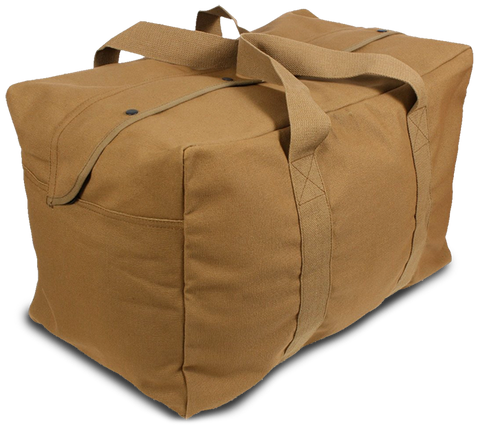 Rothco Canvas Parachute Cargo Bag - Main