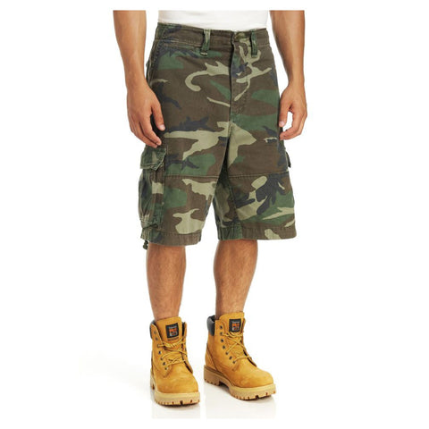 Rothco Vintage Infantry Utility Shorts-Main