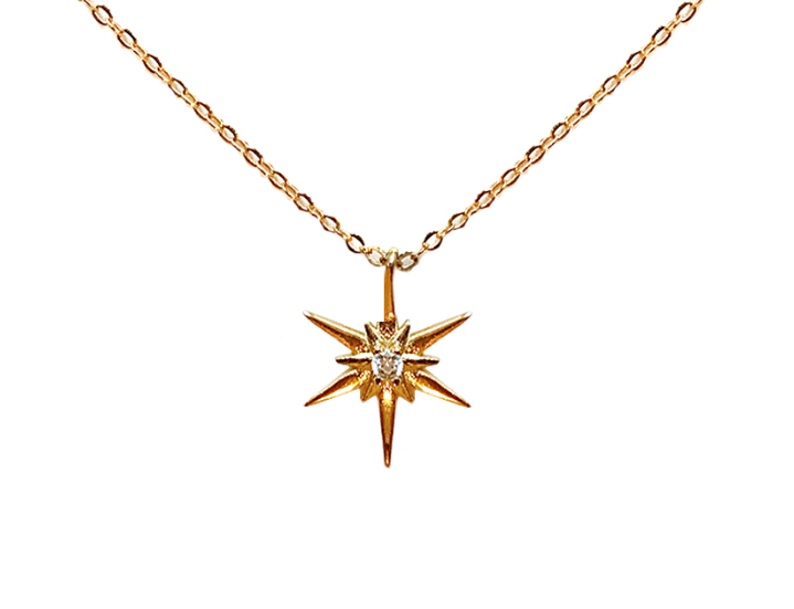 'LITTLE STAR' Necklace Gold