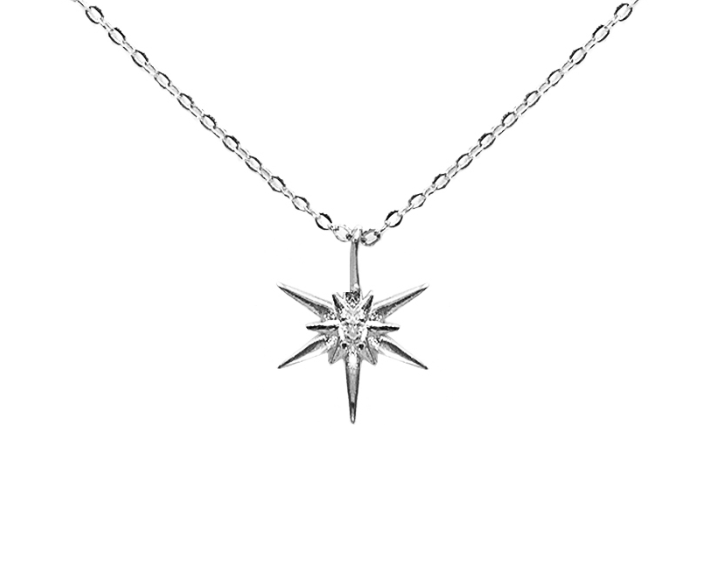 'LITTLE STAR' Necklace Silver