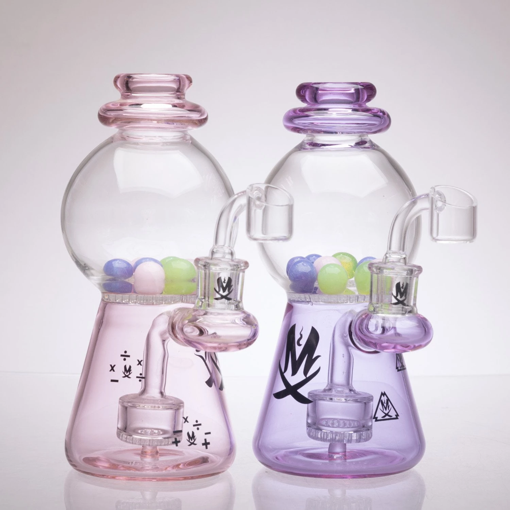 Mathematix Glass Bongs
