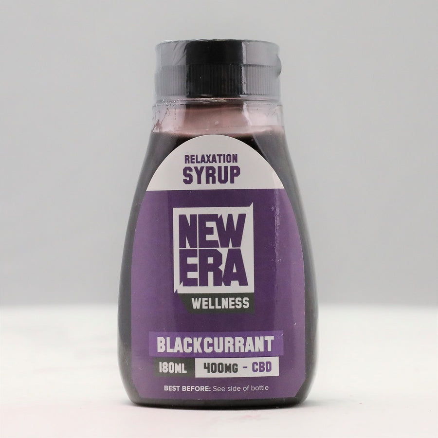 New Era Wellness CBD Relaxation Syrup - 400mg