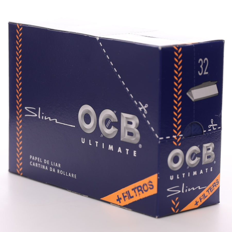 OCB Ultimate King Size Slim Connoisseurs