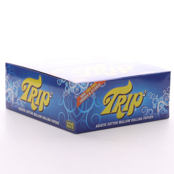 Trip2 King Size Clear Papers