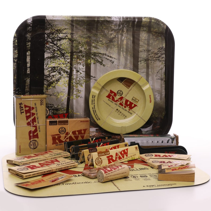 Raw Ultimate Gift Set