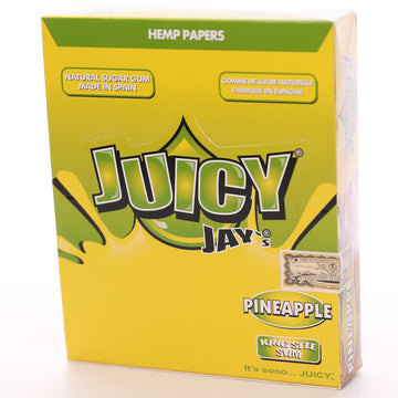 Juicy Jay's King Size Slim - Pineapple