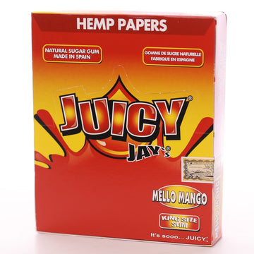 Juicy Jay's King Size Slim - Mango