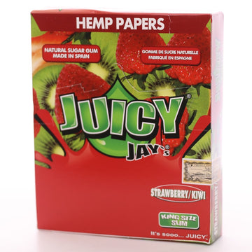 Juicy Jay's King Size Slim - Strawberry Kiwi