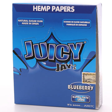 Juicy Jay's King Size Slim - Blueberry