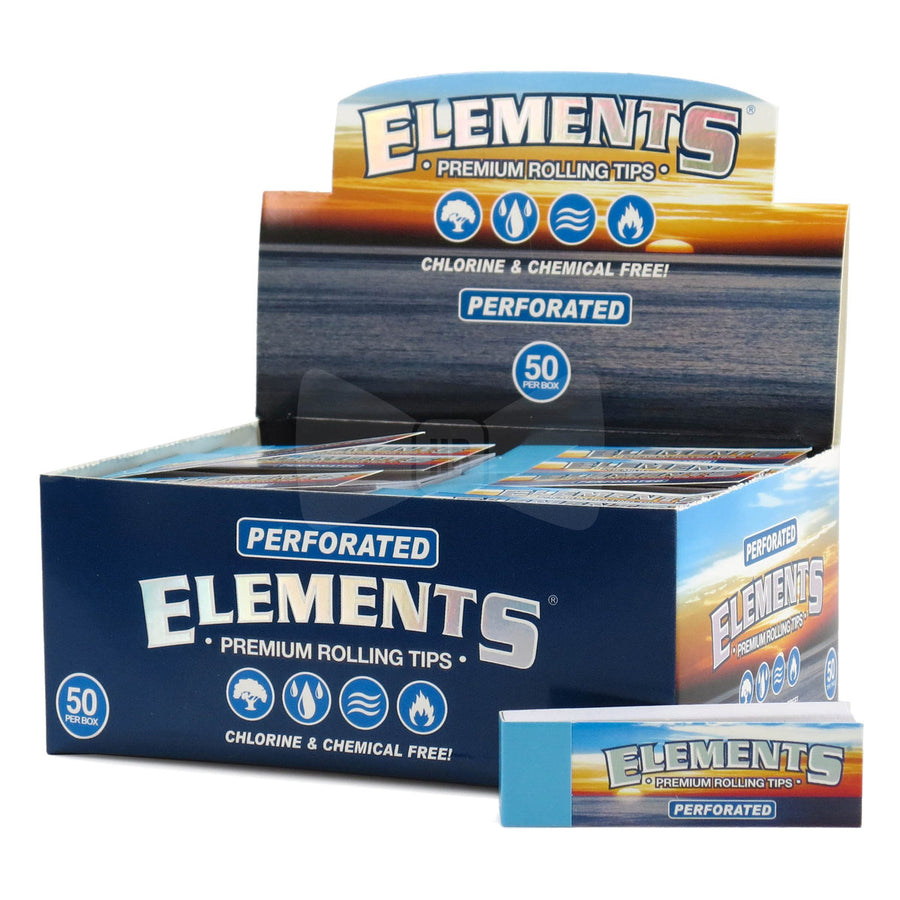 Elements Perforated Rolling Tips