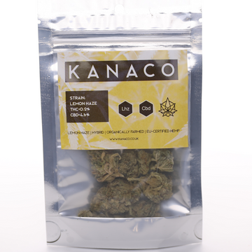 Lemon Haze CBD Flower by Kanaco - 2 grams