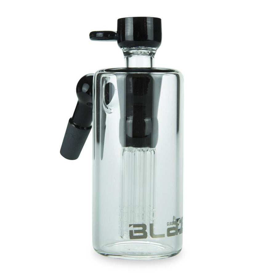 Blaze Glass Ash-Catcher with Tree Perc - 14.4mm, 45 degree joint