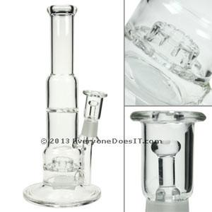 Blaze Glass Concentrator Dab Rig with Disc Diffuser