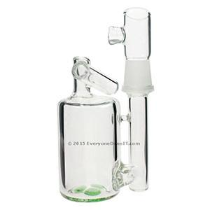 Waterworks Glass Exo Diffy Micro Bubbler Dab Rig