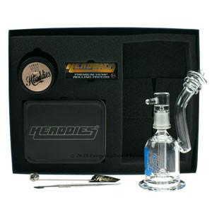 Headdies Blue Showerhead Micro Bubbler
