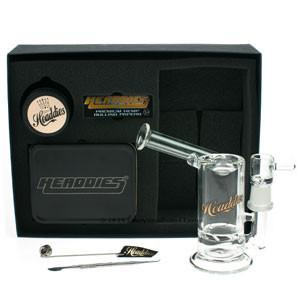 Headdies Vortex Micro Bubbler with Turbine Perc