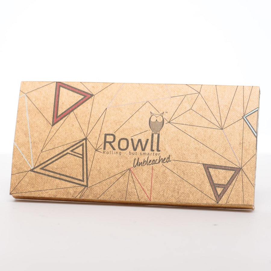 Rowll All-In-One Smoking Kit - Unbleached