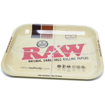 Raw Original Rolling Tray Large