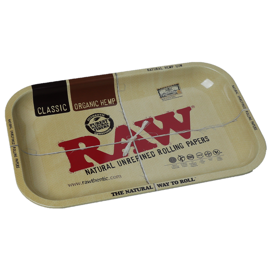 Raw Original Rolling Tray Small