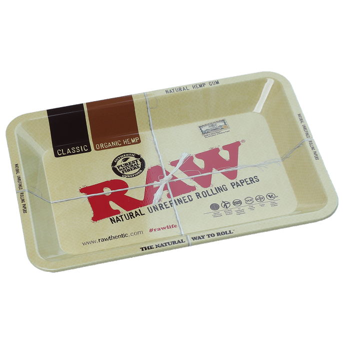 Raw Original Rolling Tray - Small
