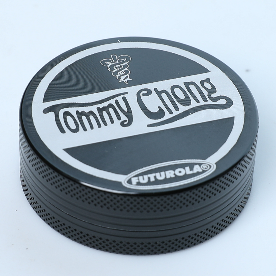 Futurola Tommy Chong Limited Edition Gift Box w/2pc metal grinder