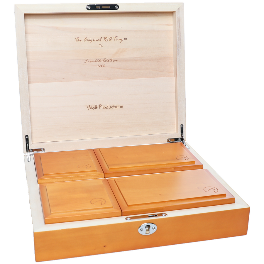 Wolf Productions T5 Deluxe Limited Edition Smokers Box