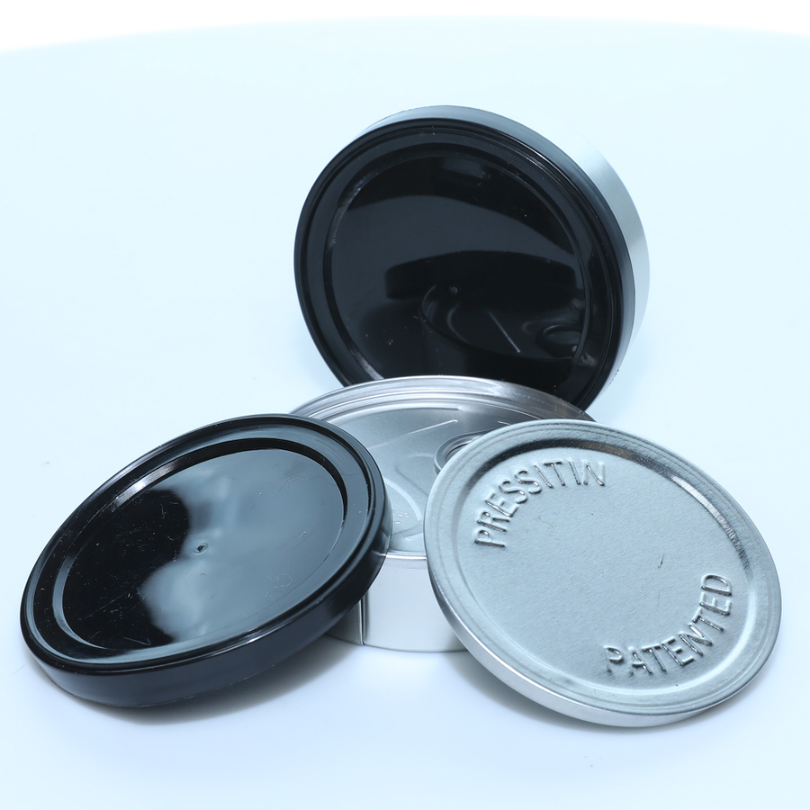 Press & Seal Tins - 100ml