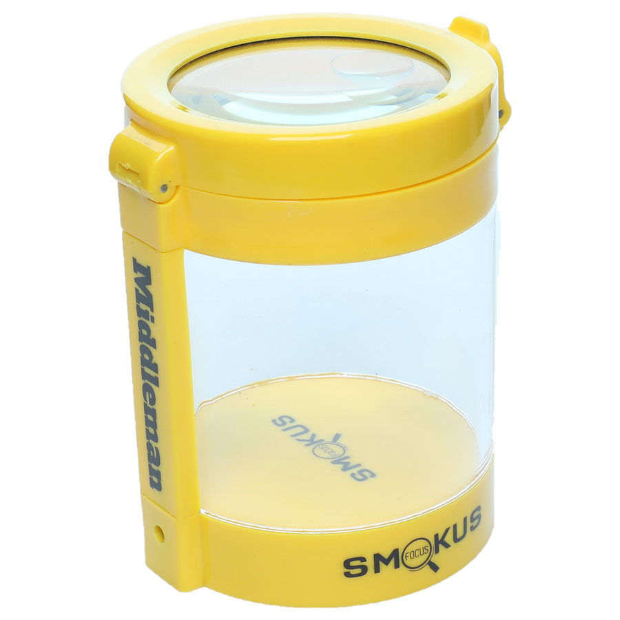 Smokus Focus Middleman Jar