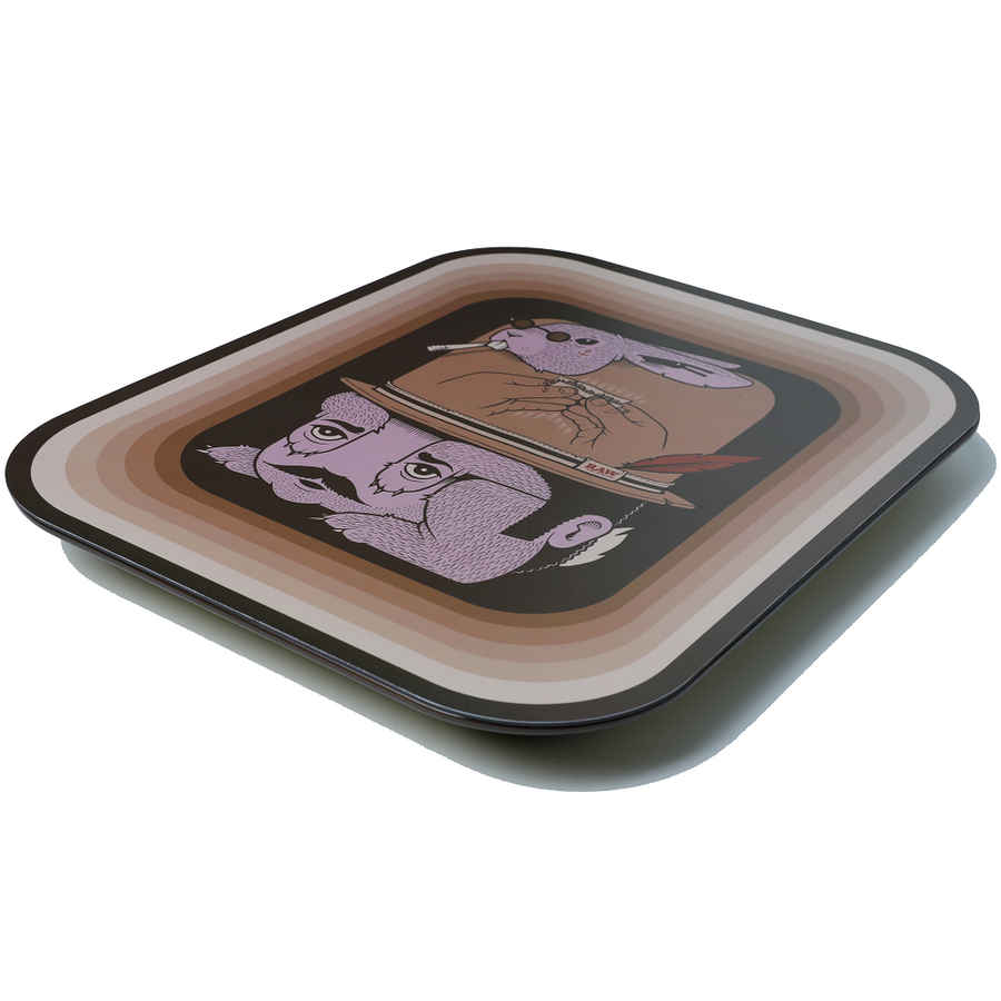 Raw Rabbit Magnetic Cover for Rolling Tray - Large