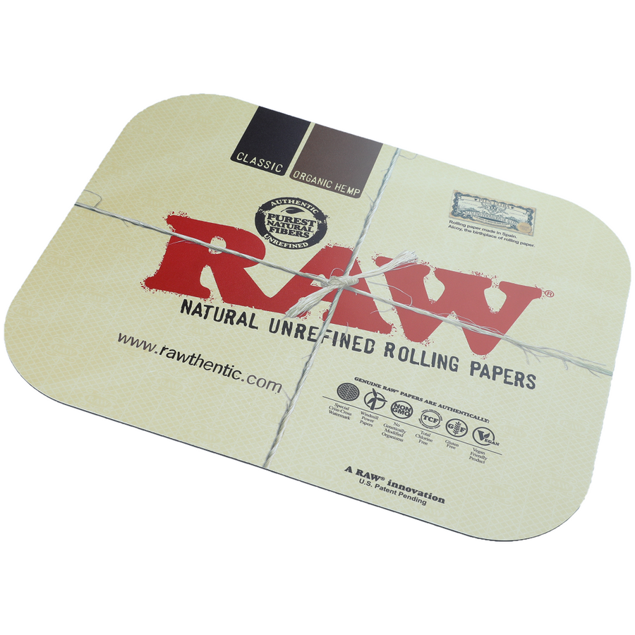 Raw Original Magnetic Cover for Rolling Tray - Large