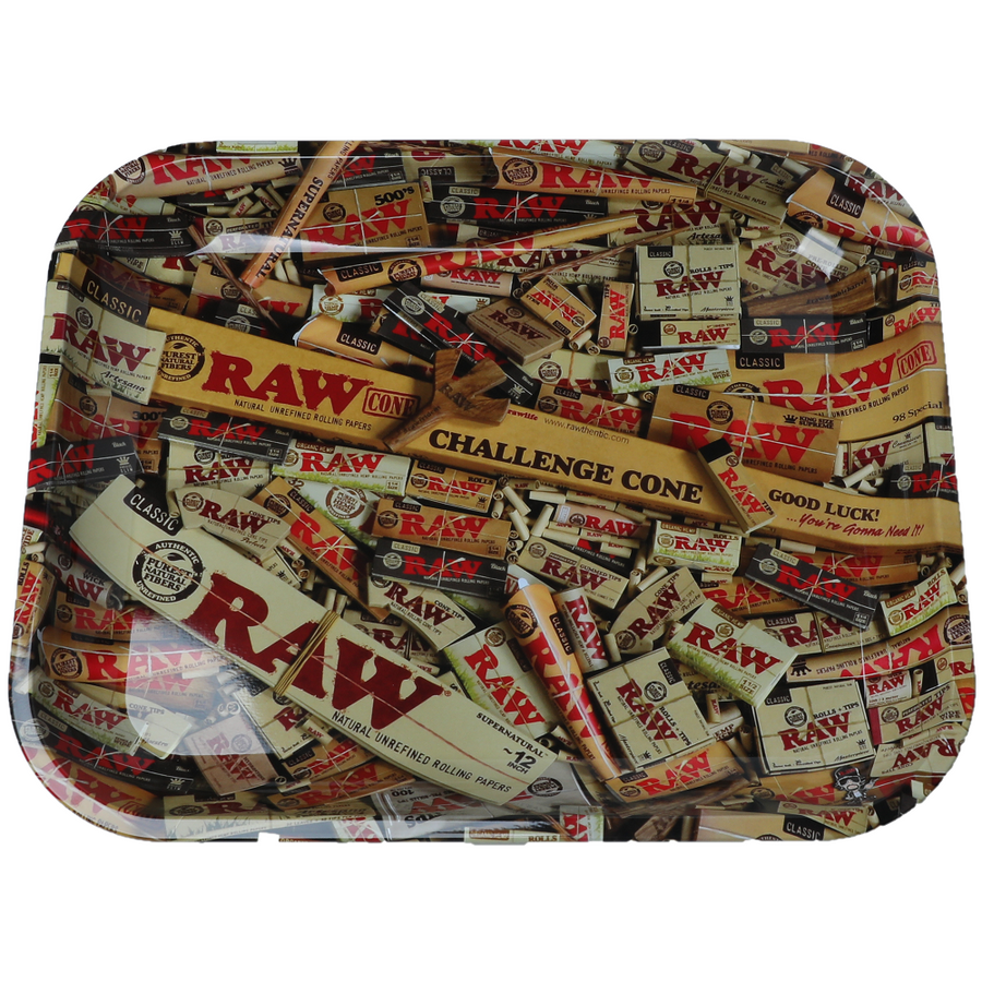 Raw Mix Rolling Tray - Large