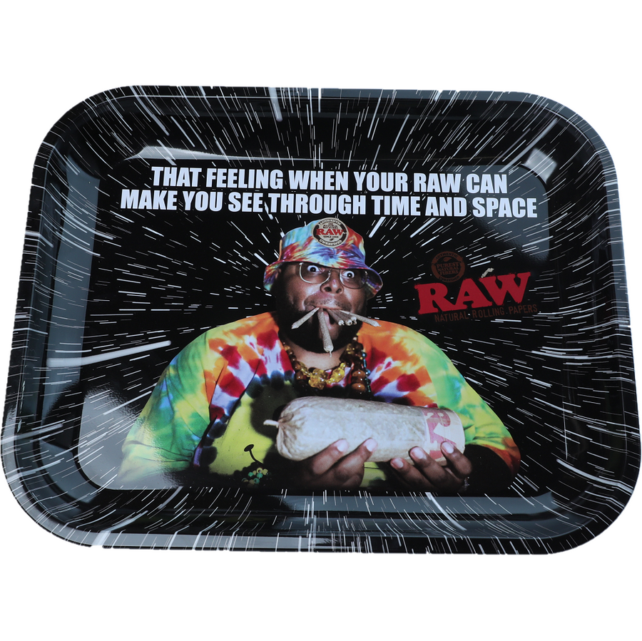 Raw Oops Rolling Tray Large