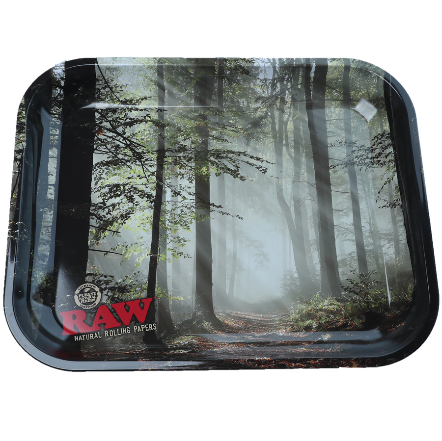 Raw Forest Rolling Tray - Large