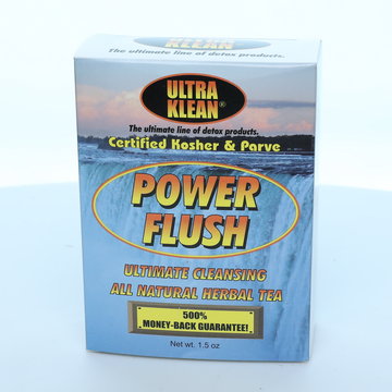 Ultra Klean Power Flush Ultimate Herbal Detox Tea
