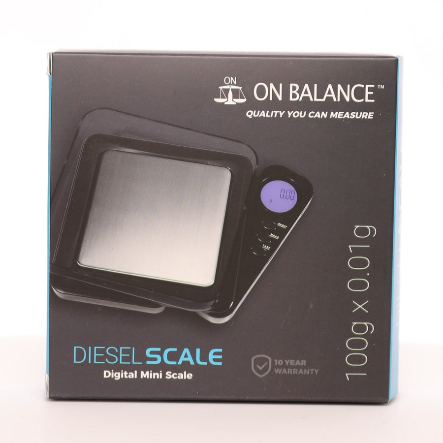 On Balance DL-100 0.01g scales