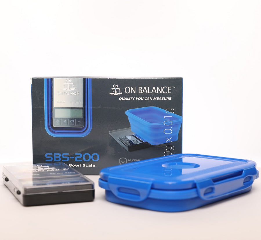 On Balance SBS-200 0.01g scales