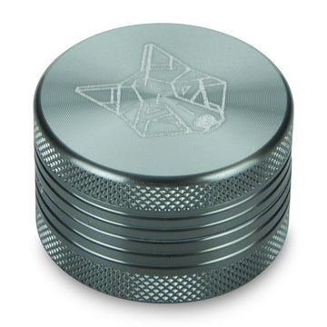 The Wolf Aluminium 2-part Grinder - 40mm